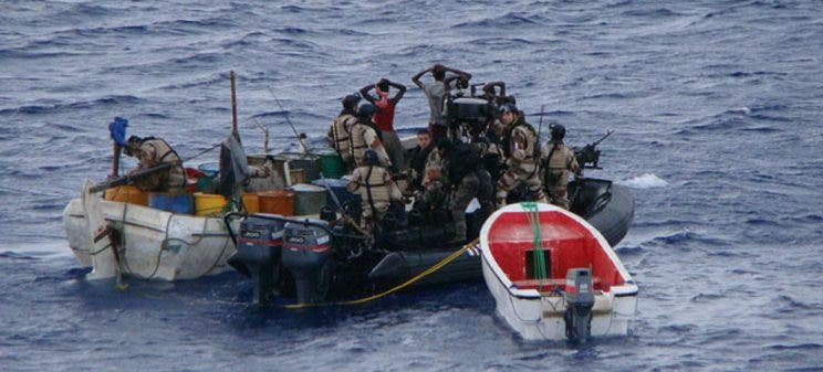 Russia confirms the kidnapping of seven of its citizens in a pirate attack off the Benin coast