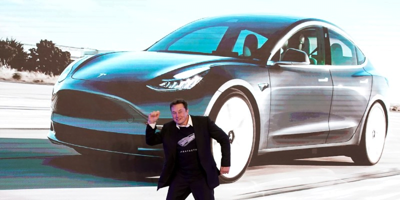 Tesla's shares rise like foam. It is already the most valuable shipping company worldwide