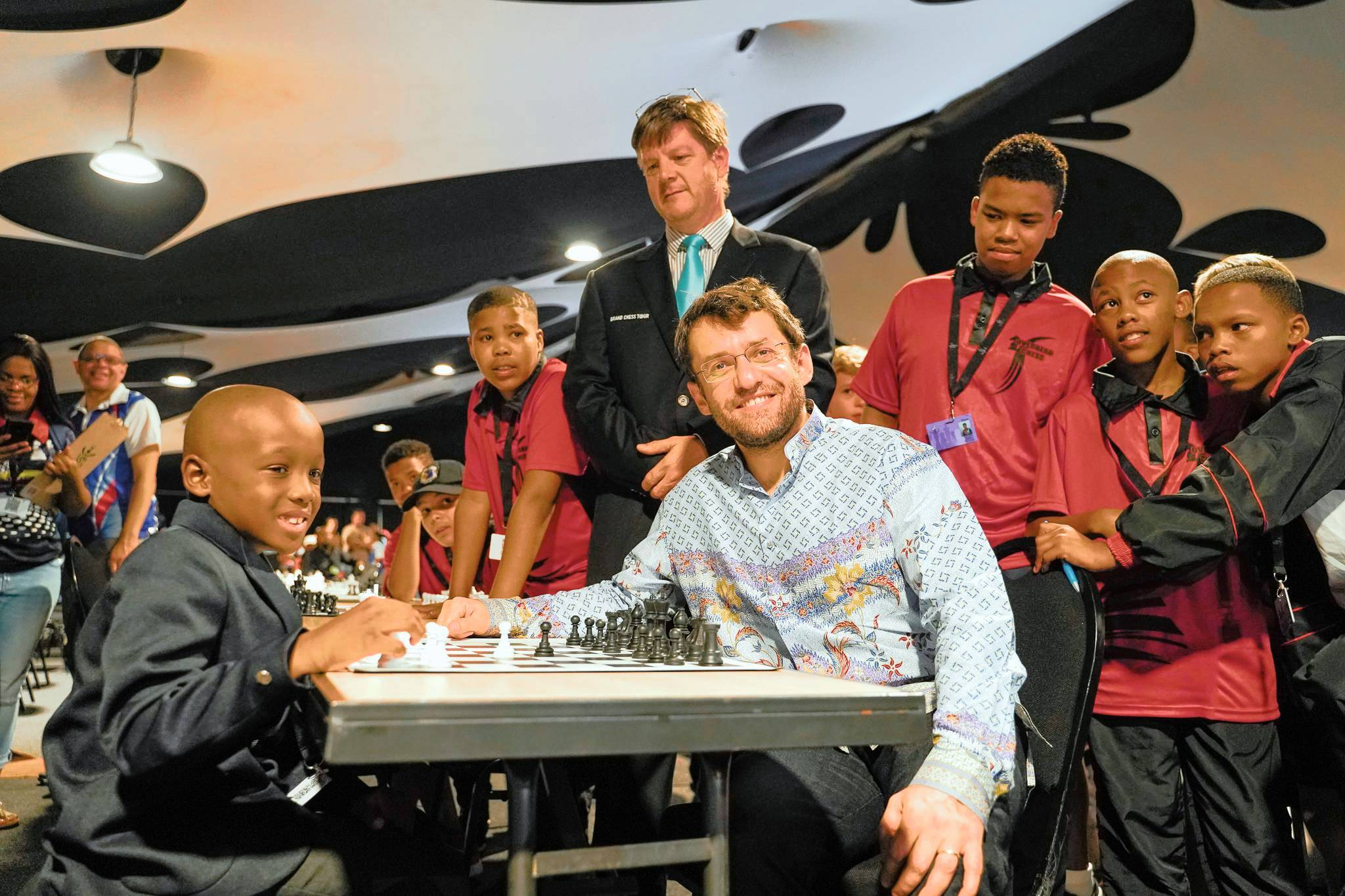 The best chess player ever supports Bitcoin