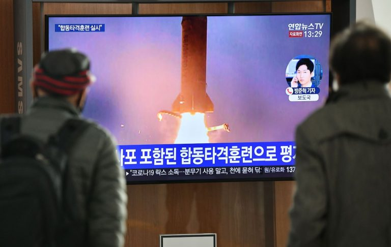 The EU extends sanctions against those who support the nuclear program in North Korea for another year