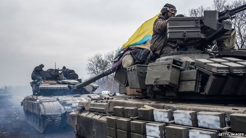 """The parties involved in the conflict in eastern Ukraine agree to a """"full"""" ceasefire"""