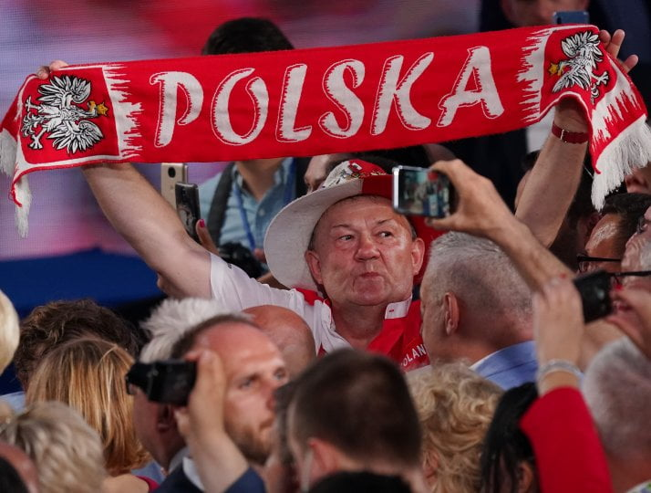 The Poles will decide on their future relationship with Europe in the presidential election this Sunday