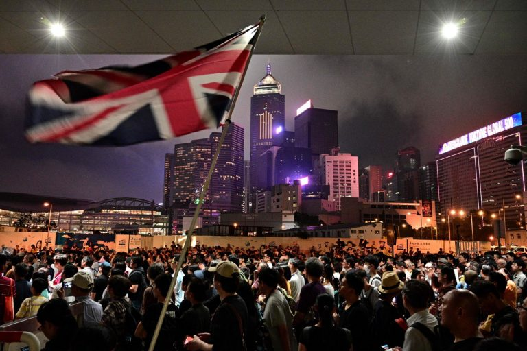 The U.S. Senate has given the final yes to the law that allows China to be sanctioned by the Hong Kong Security Act