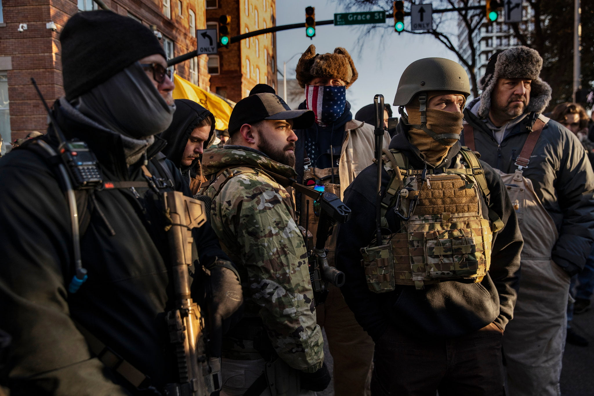 The White House warns that the security forces' response to protests in Portland should be tightened