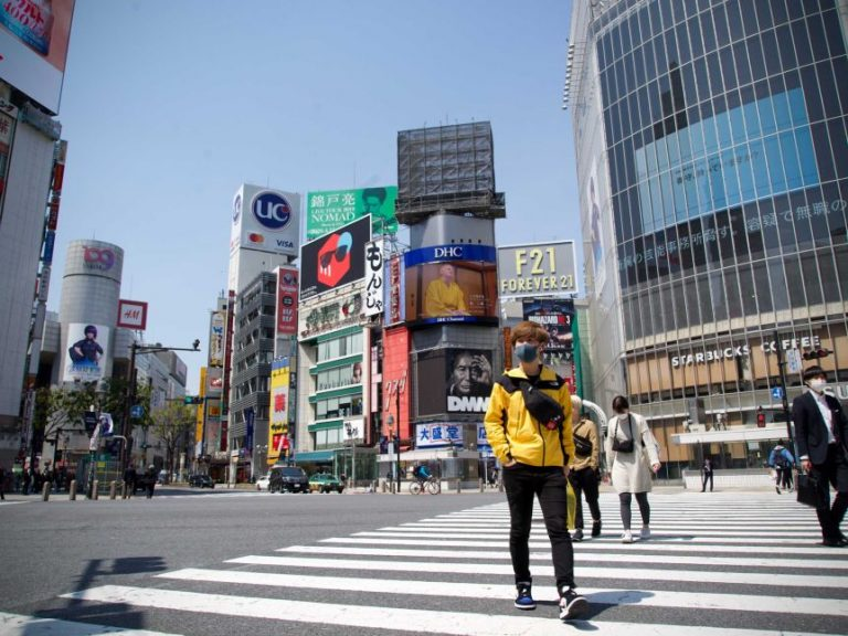 Tokyo breaks its infection record within a day of being on high alert for the corona virus