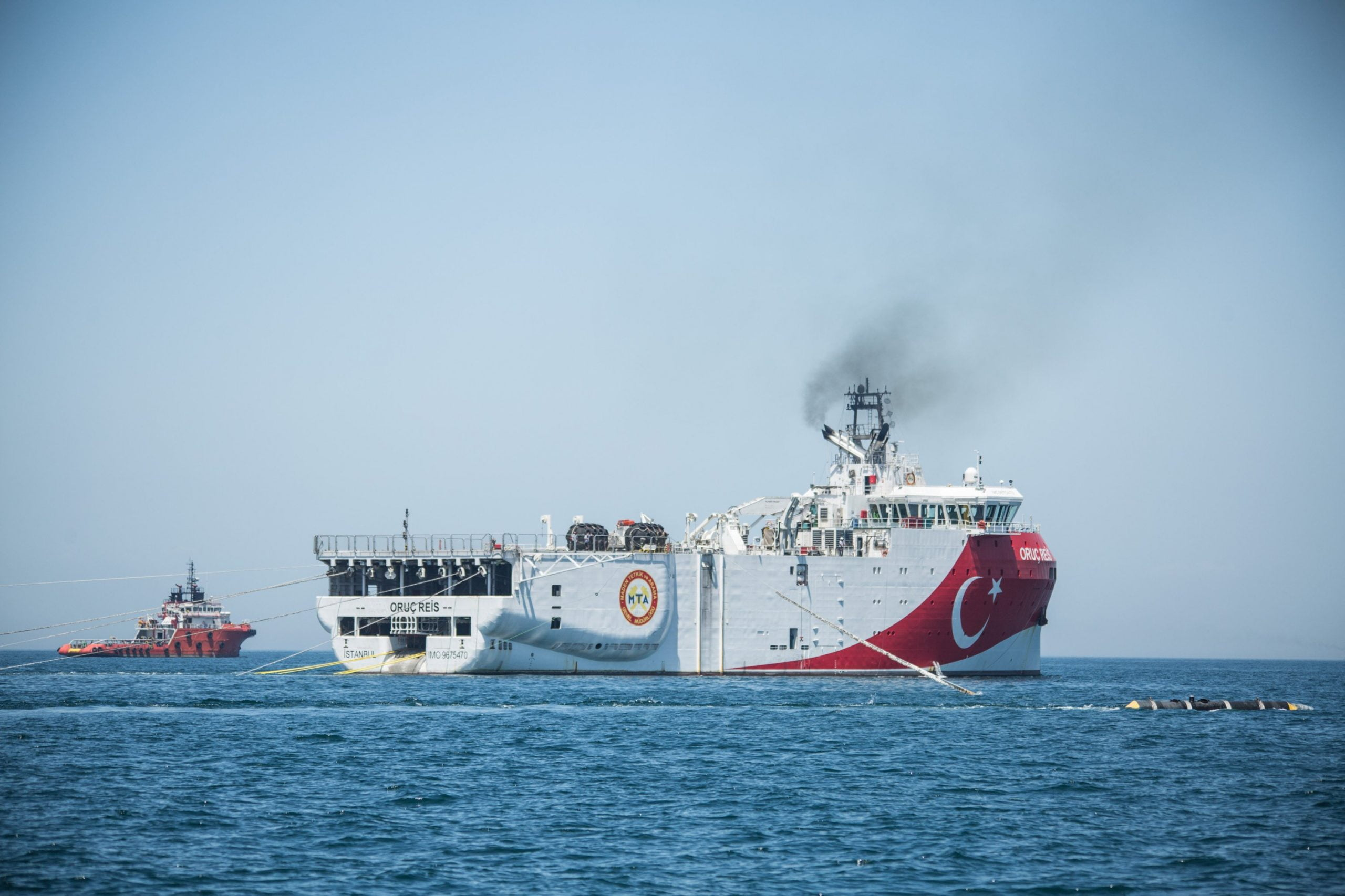 Turkey claims to be open to dialogue on disputes in the Eastern Mediterranean