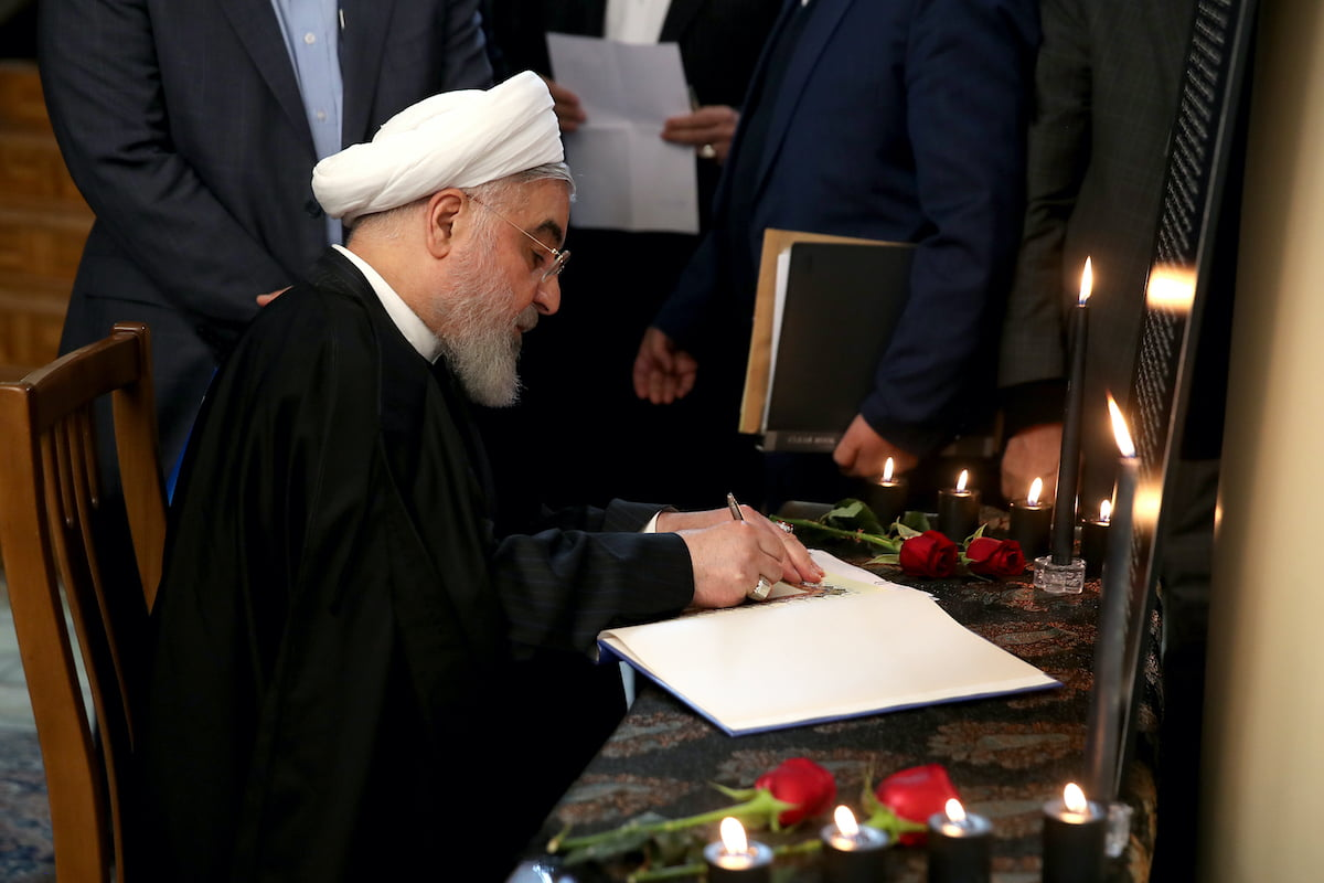 Ukraine and Iran are entering into negotiations to agree compensation for the crashed plane in Tehran