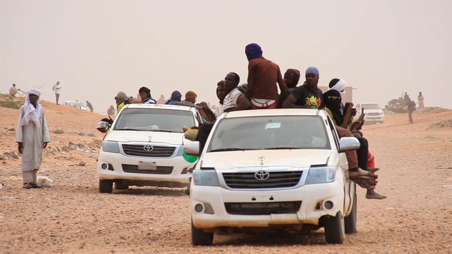 UNHCR urges an end to the illegal arrest of refugees in a pandemic