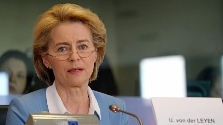 Von Leyen assures that Germany's contributions will ultimately pay off under the European Agreement