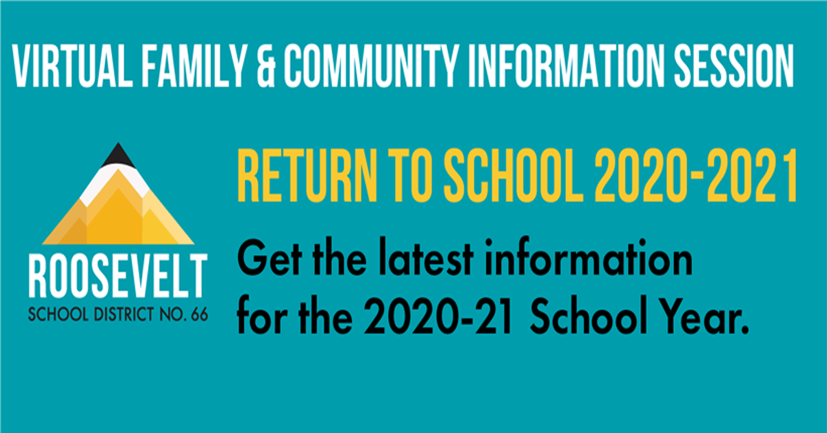 What you need to know about returning to school for the 2020-2021 school year