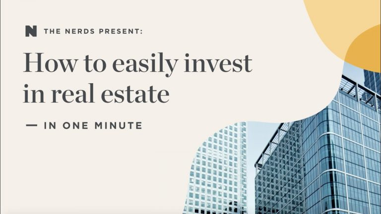 3 reasons to invest in real estate now