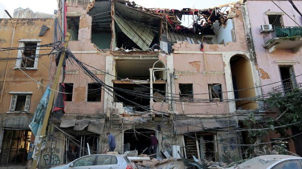 According to UNICEF, around 80,000 children were displaced by the explosions in Beirut