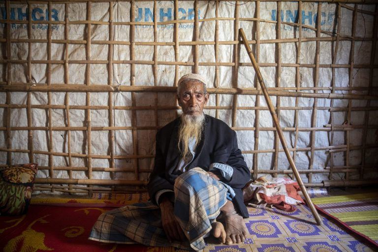 Bangladesh is restoring telephone and internet services to Rohingya refugees
