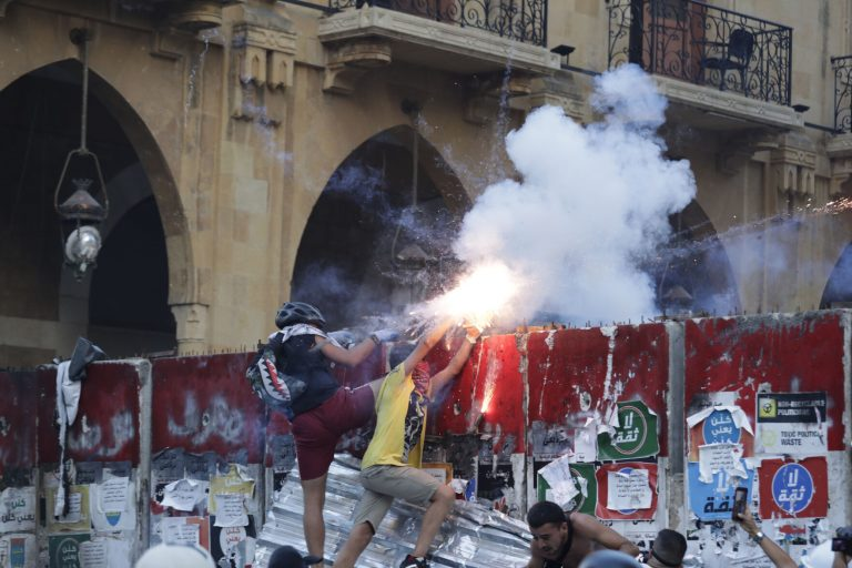 Beirut is dragging the health and humanitarian consequences of the explosions a week ago