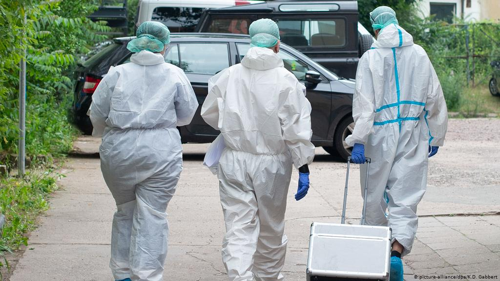 Brazil tops 120,000 coronavirus deaths and adds more than 40,000 new infections