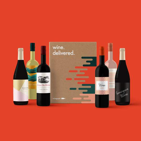 Business idea! Start a year-end online wine subscription