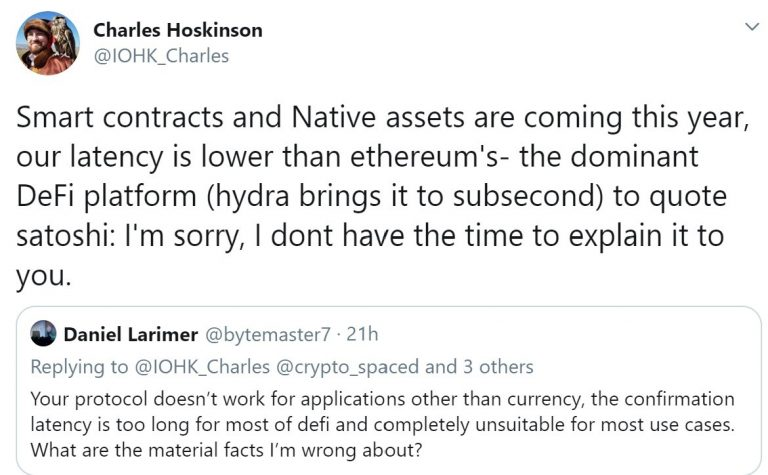 """Cardano """"will outshine Tezos after a hard fork,"""" says security inspector"""