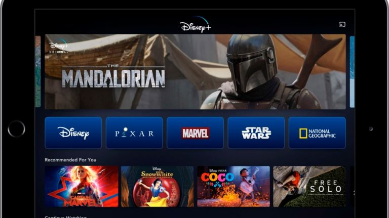 Disney + arrives in Latin America in November and that's EVERYTHING you can see in the service!