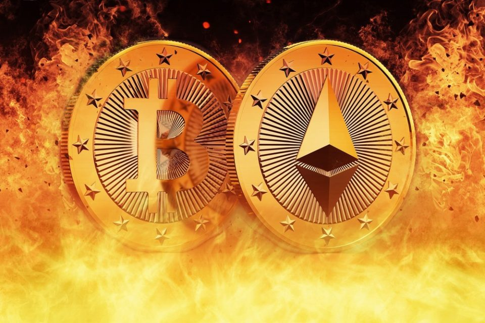 Ethereum's rise is speculative, while Bitcoin's price is based on fundamentals