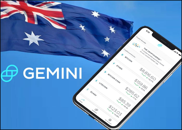 Gemini, the Winklevoss brothers' exchange, supports Hong Kong, Australian and Canadian dollars