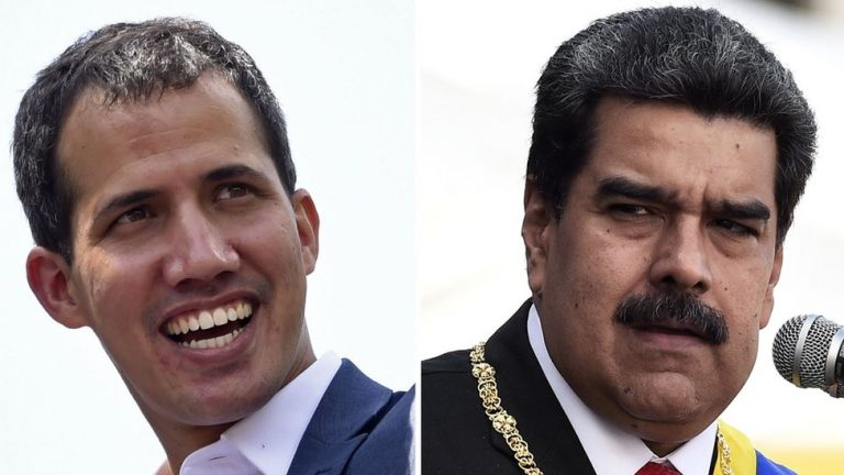 "Guaidó warns that the Venezuelan opposition's disagreement ""only benefits the regime"""
