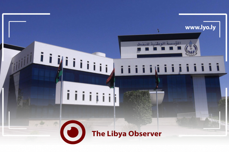 In the Libyan port of Brega, the tankers begin loading as part of a partial resumption of operations