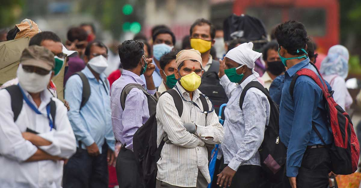 India is the sixth day in a row with more than 50,000 new coronavirus cases