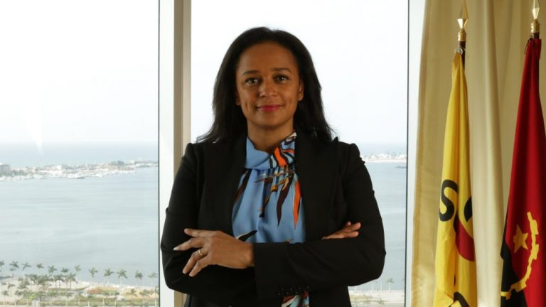 Isabel dos Santos is leaving the Unitel telephone company in Angola for corruption investigations against her