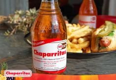 Learn about the history of the chaparritas, the refreshment of our childhood