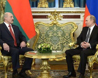 """Lukashenko orders the army """"to defend the territorial integrity of Belarus"""""""