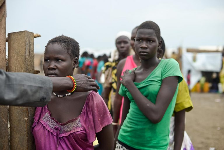 More than 4,000 people have been missing in South Sudan since the war