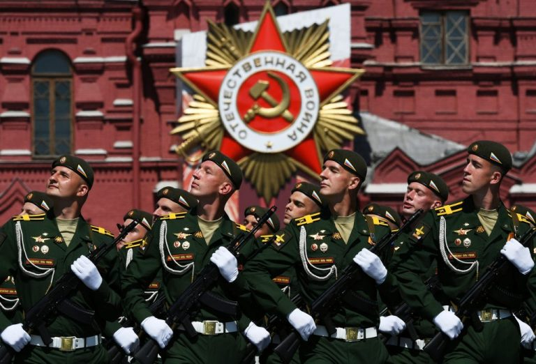 Putin creates a security unit to support Belarus if necessary
