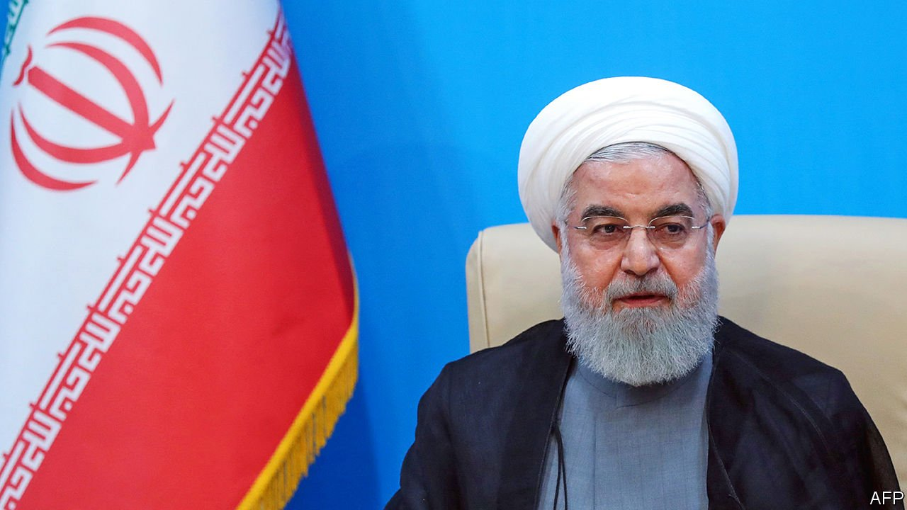 "Rouhani celebrates ""humiliating defeat"" of US plan to expand arms embargo against Iran"