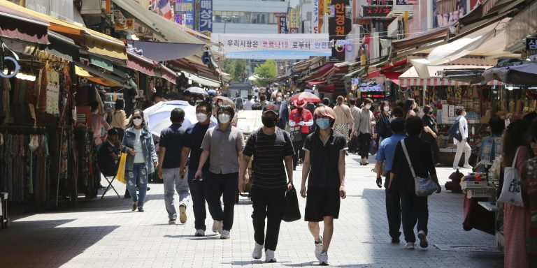 South Korea is considering tougher measures in Seoul amid rising COVID-19 cases