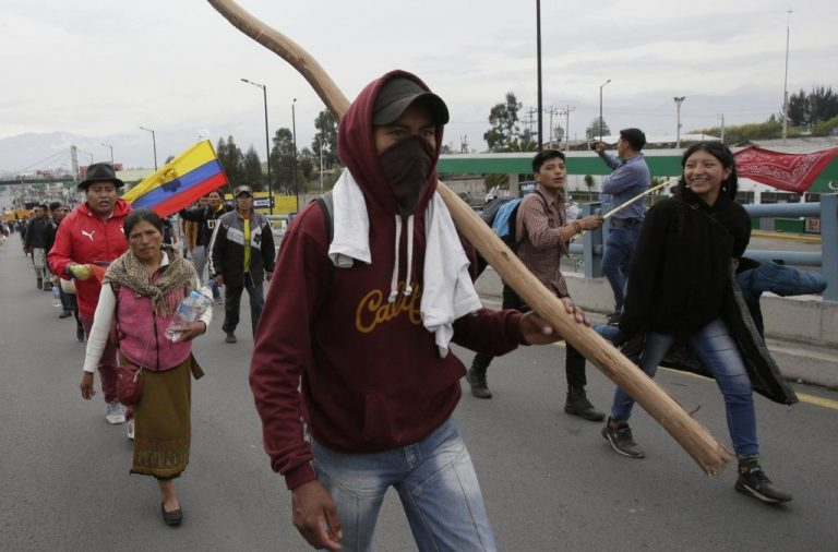 The Ecuador Emergency Committee asked President Moreno to extend the state of emergency