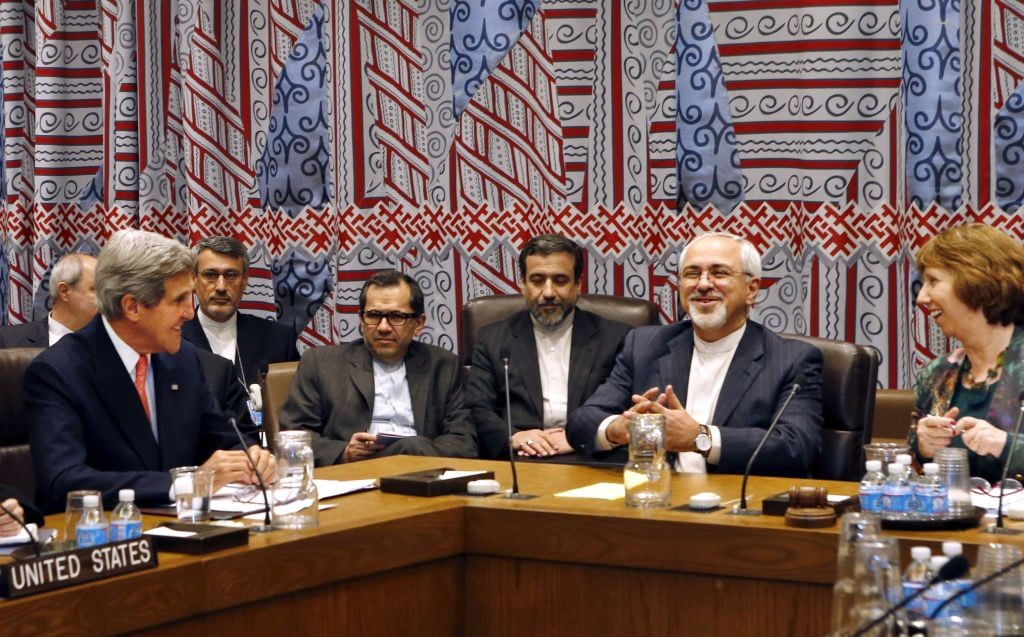 The EU and Iran remind the US that they cannot impose sanctions on Tehran because of the nuclear deal