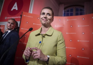 The Finnish Prime Minister has been elected leader of her social democratic party