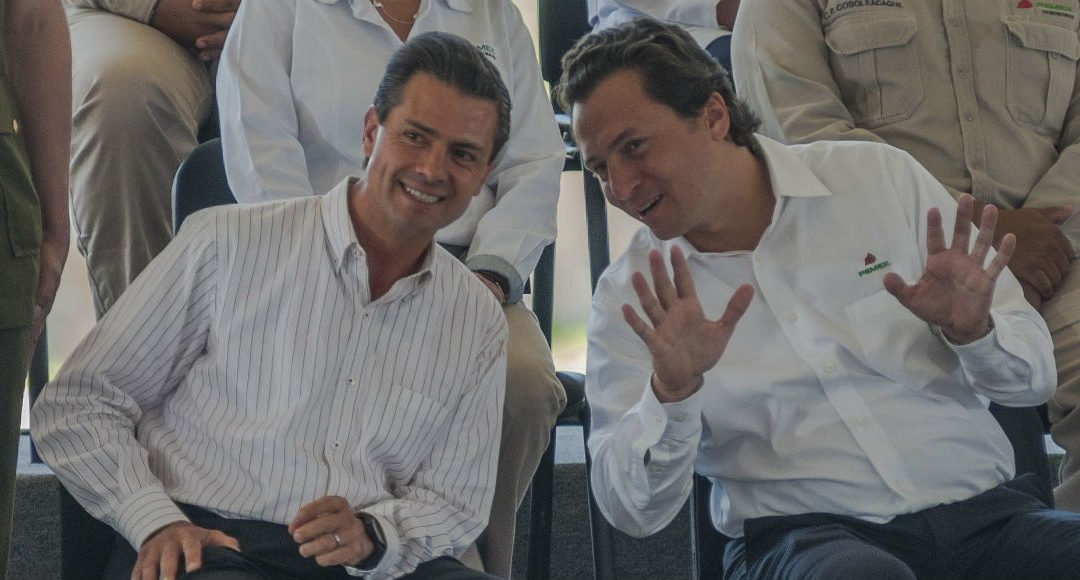 The Mexican public prosecutor's office is investigating former President Peña Nieto following a complaint from Emilio Lozoya about corruption