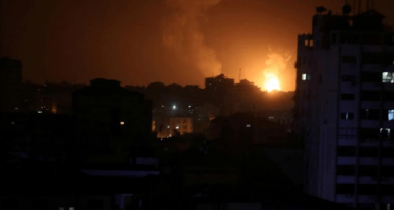 The only power plant in Gaza could run out of fuel on Monday due to the Israeli blockade