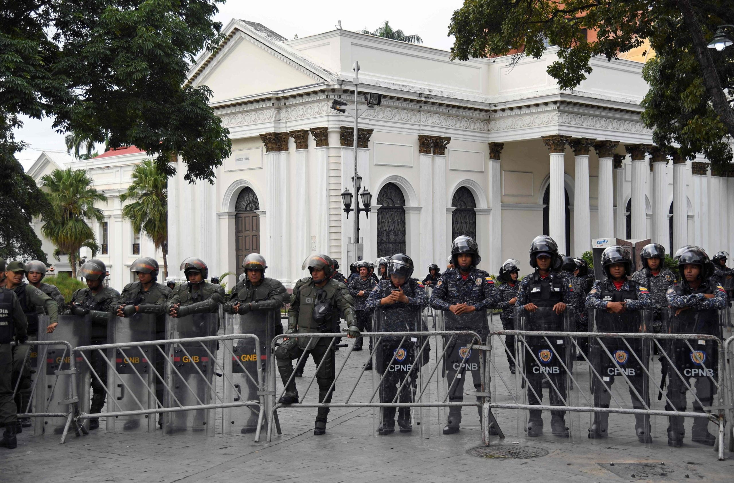 The Venezuelan opposition has announced that it will boycott the next general election
