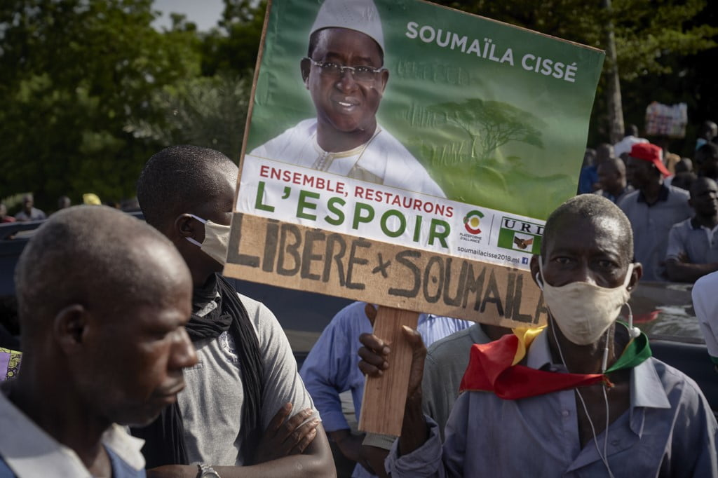 Thousands of people are taking part in new mobilizations in Bamako to demand the resignation of the President of Mali