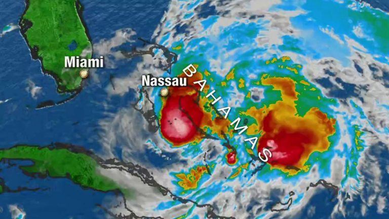 Trump approves Florida emergency statement for hurricane 'Isaias'