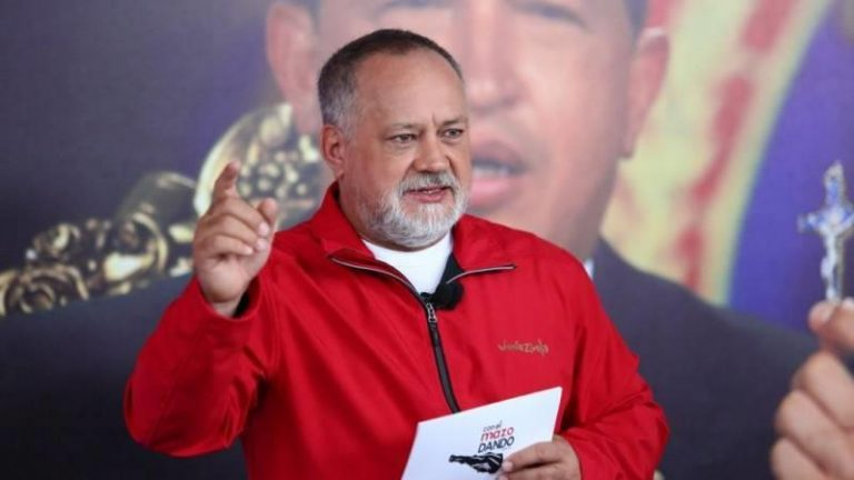 Venezuelan Vice President Jorge Rodríguez announces that he has COVID-19 and is isolating