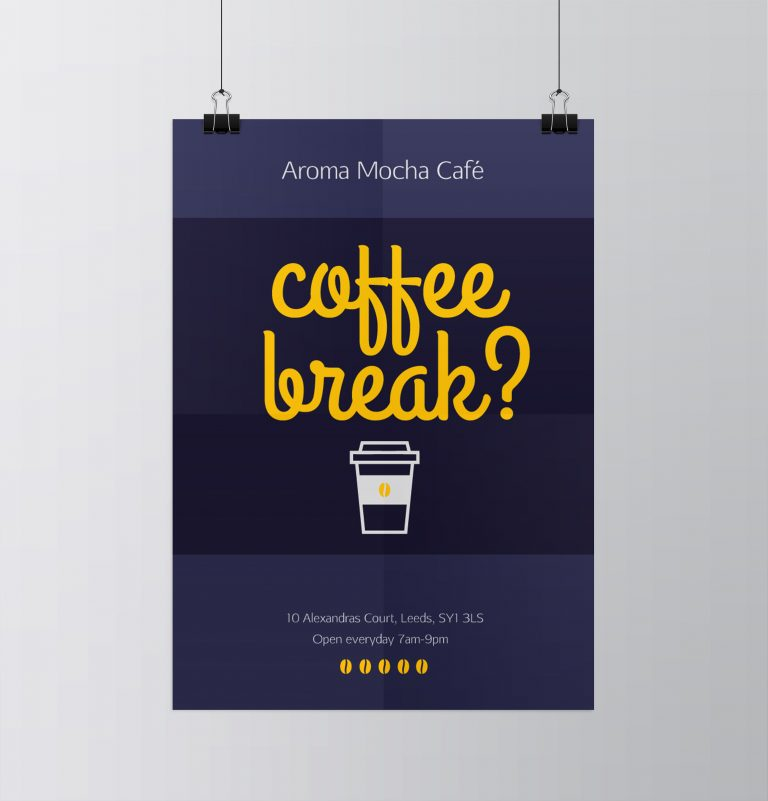 Another business idea! Open a coffee bar