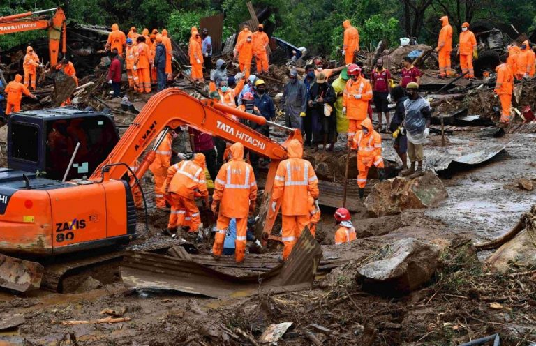 At least 15 dead and 40 missing in monsoon rains in Nepal