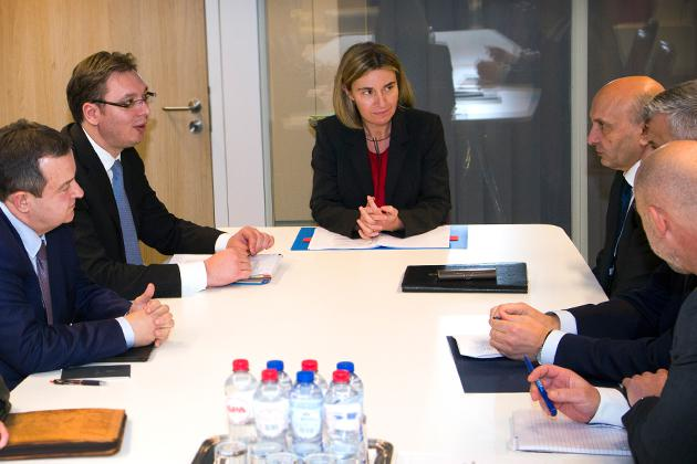 Belgrade and Pristina underline their commitment to the EU-facilitated dialogue to normalize relations