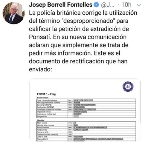 Borrell sends a diplomatic mission to Venezuela to discuss postponing the elections