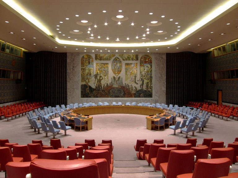 Brazil, India and South Africa are calling for the UN Security Council to be reformed to make it more representative