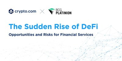 Centralized funding is required, especially for DeFi crypto investors