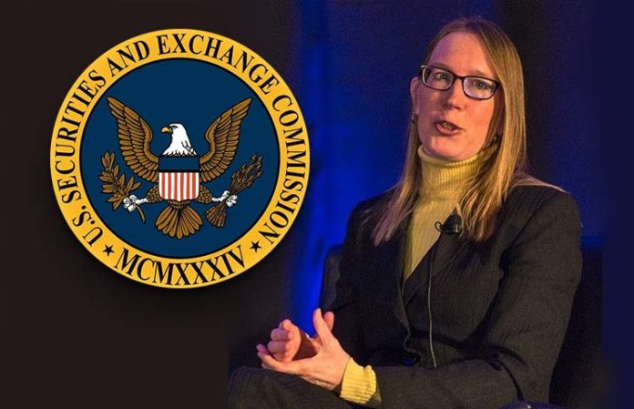 Commissioner Peirce wants the SEC to approve a Bitcoin ETF
